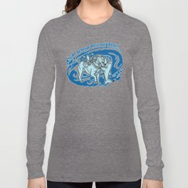 Lexy & Bruce - Swim beyond misconceptions! Long Sleeve T-shirt