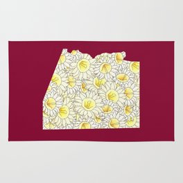 Arizona in Flowers Rug