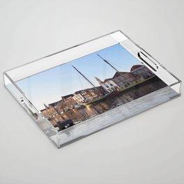Haarlem, the Netherlands Acrylic Tray