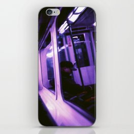 The Tube Rider iPhone Skin