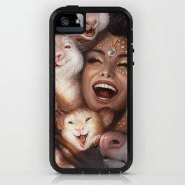 Drowning Joy iPhone Case