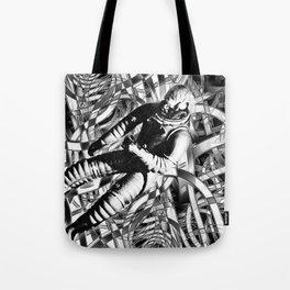 Quantum Entanglement  Tote Bag