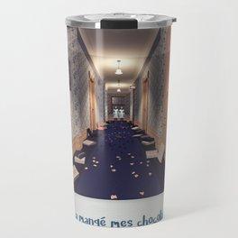 Qui a mangé mes chocolats ? Travel Mug