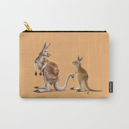 Being Tailed (Colour) Carry-All Pouch