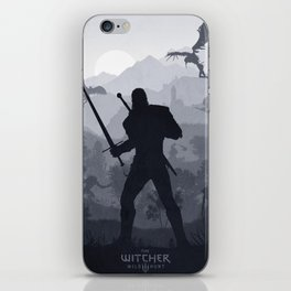 The Witcher 3 Wild Hunt iPhone Skin