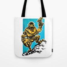 Roboman Tote Bag