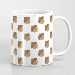Acorns Repeating Pattern Coffee Mug