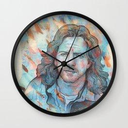 Eddie - I Am Mine Wall Clock