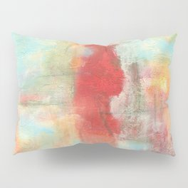 Ascension, Abstract Art Painting Pillow Sham