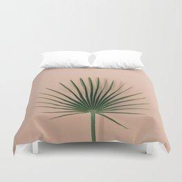 pink botanics Duvet Cover