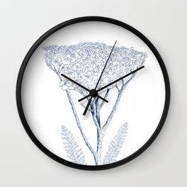 Yarrow Wall Clock