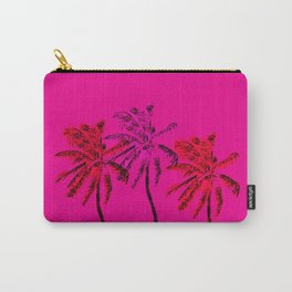 Neon Palms Carry-All Pouch