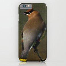 Cedar Waxwing Slim Case iPhone 6s
