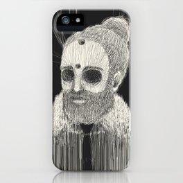 HOLLOWED MAN iPhone Case