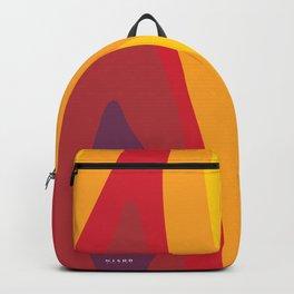SALAMANDER- FIRE Backpack