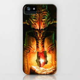 Scavenger Heroes series - 9 iPhone Case