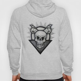 Demon Skull Hoody