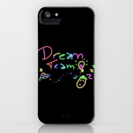 Dream Team iPhone Case