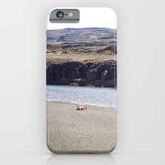 In the middle of nowhere, Iceland iPhone 6s Slim Case