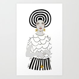 Pippa Art Print
