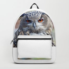 Eurasian Eagle-Owl, Uhu Backpack