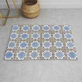 Portuguese Tiles 5 Rug