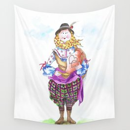 MARIA FROM ALENTEJO-PORTUGAL Wall Tapestry