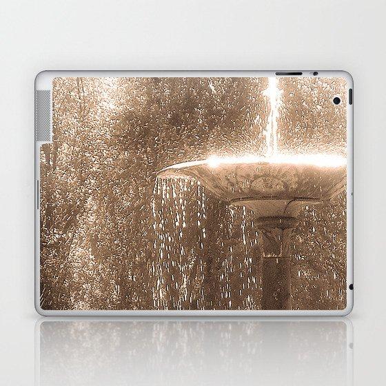 Fountain Laptop & iPad Skin