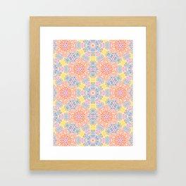 Pattern 24 Framed Art Print