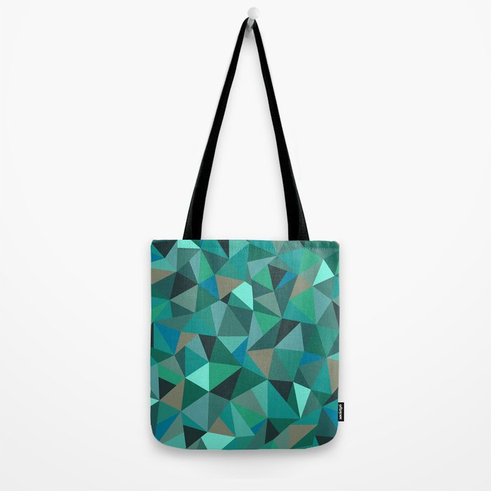 Frost Forest Tote Bag