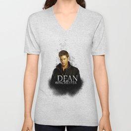 Dean Winchester - Supernatural Unisex V-Neck
