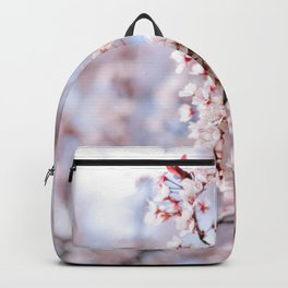 Cherry blossom branch - The Cherry Blossom Collection | The Netherlands - Travel photography | Art Print Backpack