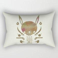 토끼해적단 TOKKI PIRATES Rectangular Pillow