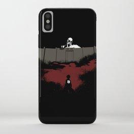 Attack on Titan V.1 iPhone Case