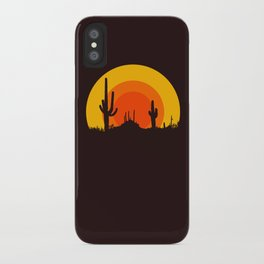 mucho calor iPhone Case