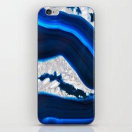 Electrical Agate iPhone Skin