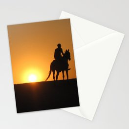 Three Horsemen Stationery Cards