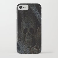 celtic iPhone & iPod Cases featuring Celtic by Derek Moffat
