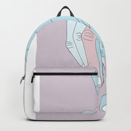 Tip Of The Tongue Backpack