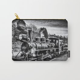 Philadelphia 61269 Black And White Carry-All Pouch