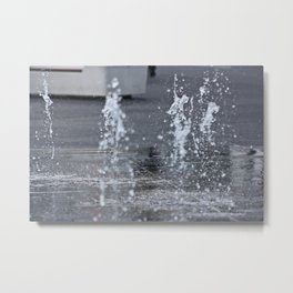 Water17 Metal Print