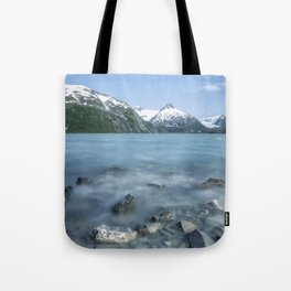 Portage Lake, No. 2 Tote Bag