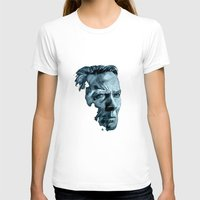 clint eastwood T-shirts featuring Clint Eastwood by artbyolev