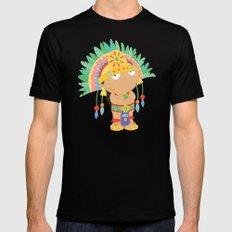 Moctezuma Xocoyotzin Mens Fitted Tee Black MEDIUM