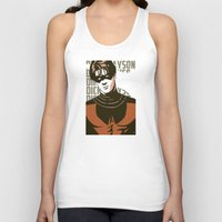 dick Tank Tops featuring Dick by Shop 5