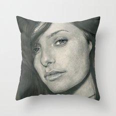 Erica Cerra ~ Jo Lupo ~ Eureka Throw Pillow