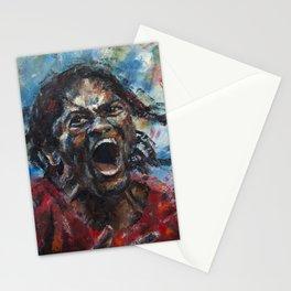 Emmanuel Adebayor Stationery Cards