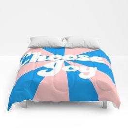 Choose Joy Comforters