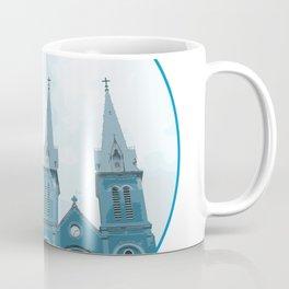 Vietnam Notre Dame Cathedral Ho Chi Minh City Coffee Mug