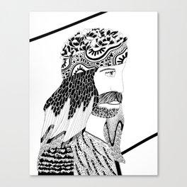 RESURRECCIÓN Canvas Print